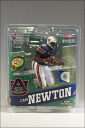 McFarlane College football 4 NFL players figure and cam Newton /Auburn University/mcfarlane