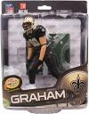 McFarlane toys NFL figure skating series 34/ Jimmy Graham / New Orleans Saints