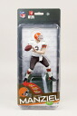 McFarlane toys NFL series figure 35 collectors level 2000 body limited /Johnny Manziel (Cleveland Browns)