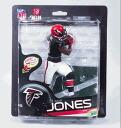33 1,000 NFL series Juri on Jones collector gap bell / Atlanta Falcons / McFarlane toys