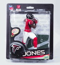 33 McFarlane toys NFL series Juri on Jones / Atlanta Falcons