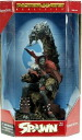7 McFarlane SPAWN SERIES 21/ pawn SPAWN DX BOX
