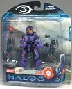 McFarlane HALO3 (Halo 3) series 3 Spartan Soldier CQB VioletUS shop limited