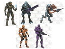 4 5 (five sets) McFarlane HALO series 2/SET OF ヘイロー 4/mcfarlane