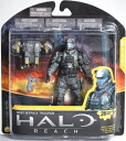 McFarlane HALO REACH series 3/ODST JETPACK TROOPER figure skating (mcfarlane)