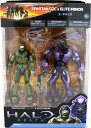 McFarlane HALO REACH series 2/2Pack Series SPARTAN CQC & ELITE MINOR ヘイロー reach mcfarlane