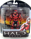 McFarlane HALO REACH series 2/Spartan CQC Custom Red ヘイロー reach
