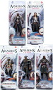6 inches of 1 McFarlane toys Assassin's Creed (hemp sink lead) figure skating series SET OF 5 (five sets)