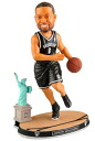 2014 forever company NBA ボブルヘッド City Collection( Statue of Liberty ver)/ デロン Williams / Brooklyn Nets