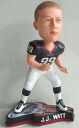 2013 forever company NFL ボブルヘッド /JJ, WATT/ Houston beefsteak Suns