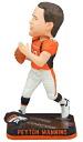 2014 NFL ボブルヘッド Springy Logo Base Payton Manning / forever company