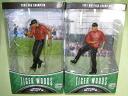 Two アッパーデック GOLF T.WOODS( Tiger Woods) series 1/1997 MASTERS&2000 PGA Championship set limitation BOX red