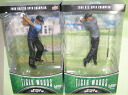 Tiger Woods hates upper deck GOLF T.WOODS() series 2 2000 US OP & 2000 BRITISH OP 2 pieces set limited edition