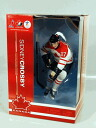 12 inches of McFarlane toys NHL figure skating series / Sydney Crosby / team Canada