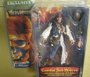 NECA パイレーツオブザカリビアン DEAD MANS CHEST series 12006 Comic-Con limited edition Carnival / Jack Sparrow