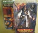 NECA パイレーツオブザカリビアン DEAD MANS CHEST series 12006 Comic-Con limited edition Carnival / Jack Sparrow