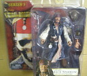 3 NECA パイレーツオブザカリビアン cursed pirates series Jack spa low