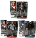 NECA terminator collection series 1 / ( 7 inch figure ) 3 pieces