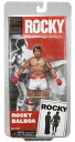 7 inches of NECA Rocky series 1/ Rocky balboa figure skating / clean ver