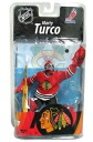27 McFarlane toys NHL figure skating series MARTY TURCO/Chicago Blackhawks