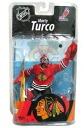 27 McFarlane toys NHL figure skating series MARTY TURCO/Chicago Blackhawks