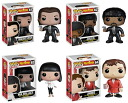 FUNKO POP Pulp Fiction 4 figures set and pulp fiction.