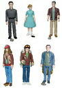 FUNKO Tomorrowland Retro Action figure 6 body set/Tomorrowland.