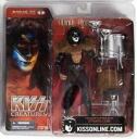 McFarlane toys MUSIC series /KISS クリエーチャー / Peter Chris