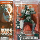 McFarlane toys MUSIC series /KISS クリエーチャージーン Simmons