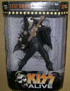 McFarlane MUSIC series KISS ALIVE Gene Simmons 12-inch figure