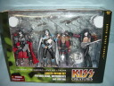 McFarlane toys MUSIC series /KISS クリエーチャー DX BOX/mcfarlane
