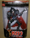 McFarlane MUSIC series KISS クリエーチャー and Gene Simmons 12-inch figure