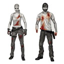 McFarlane toys walking dead comics series 3/THE WALKING DEAD SERIES/Rick Grimes and Andrea/2 pack