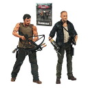 McFarlane toys walking dead TV Merle and Daryl Dixon/2 pack