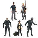 McFarlane toys walking dead TV series 4/THE WALKING DEAD SERIES/5 body set