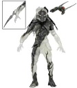 7 inches of 7 NECA predators figure skating series FALCONER PREDATOR clear