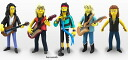 The Simpsons 25th Anniversary 5-inch figure AEROSMITH / Simpsons 25th anniversary commemorative Aerosmith 5 pieces