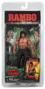 NECA Rambo series 3 first blood part and 7-inch figure John Rambo