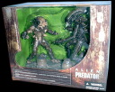 5 McFarlane toys MOVIE series movie Manes Ax ALIEN & PREDATOR (alien & predator) deluxe BOX set