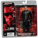 T3 which there are 3 McFarlane toys MOVIE series / terminator T-850/ sunglasses in
