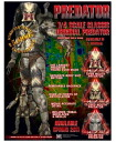 Three 19 inches of NECA predator quarter scale set PREDATOR