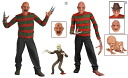 7 inches of two NECA figure skating series Nightmare on Elm series 3/ Freddie sets