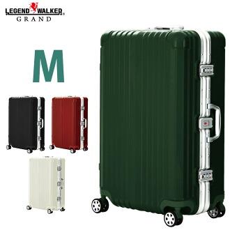 手提箱雙腳輪 8 輪 M  4,5,6,7天旅行適合  OKOBAN 失物招領功能 雷劍歐客豪華拉桿箱 5601 64
