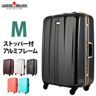 旅行箱 中型 超輕質旅行箱拉桿箱(5-7天) 新作品TSA鎖搭載.100%聚乙烯碳酸 雷劍歐客經典款 6700-60