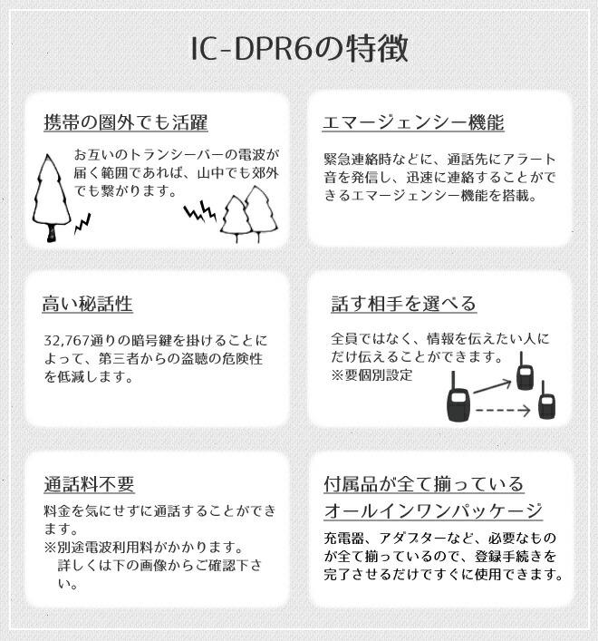 楽天市場】アイコム ICOM IC-DPR...