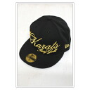 GOLD 24karats DiggersMark Pattern NEW ERA CAP(613632)