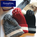 GymphlexBritish Wool plonk a knit hat (men's Lady's)