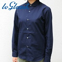 40 Sierra Le glazik round collar l/s shirt (autumn/winter 2012 100 / 2 BROAD) ( JL-3299MIB )