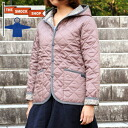 THE SMOCK SHOP quilted hood jacket ( 8248 BFS ) 10 Sierra