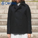 10 Sierra hooded Melton P coat double ORCIVAL オーチバル ( RC-8363 )